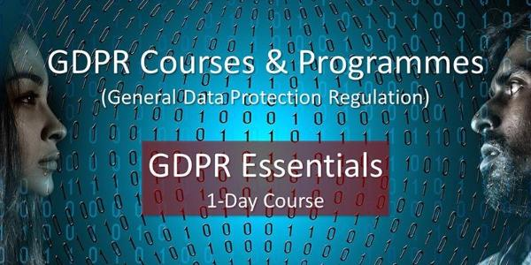 GDPR Essentials Training Course